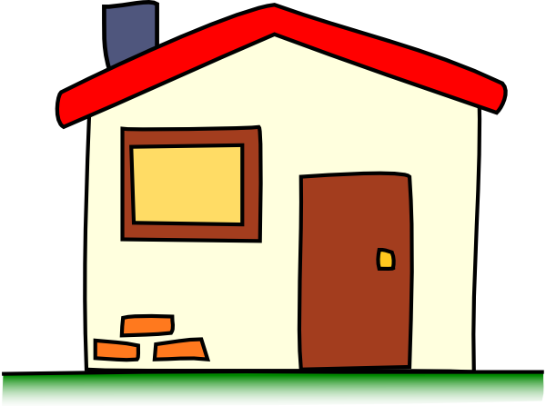 Clip Art Clipart Of A House clipart house images panda free house