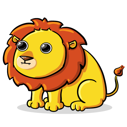 this cute lion clip art is clipart panda free clipart images rh clipartpanda com lion clip art and graphics lion clipart for kids