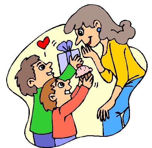 Clip Art Mother's Day