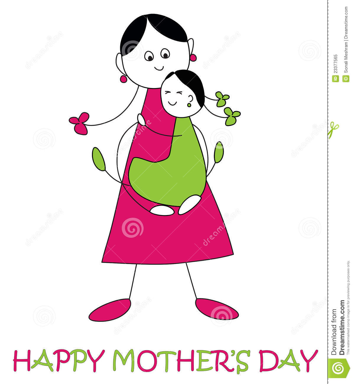 clipart mothers day