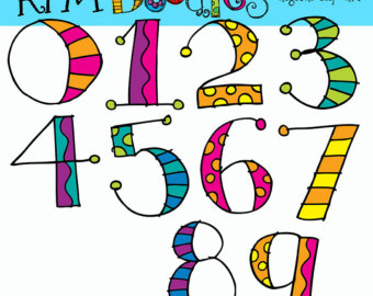 numbers clipart 0 clipart panda free clipart images rh clipartpanda com numbers clipart letters black and white numbers clip art 1 10