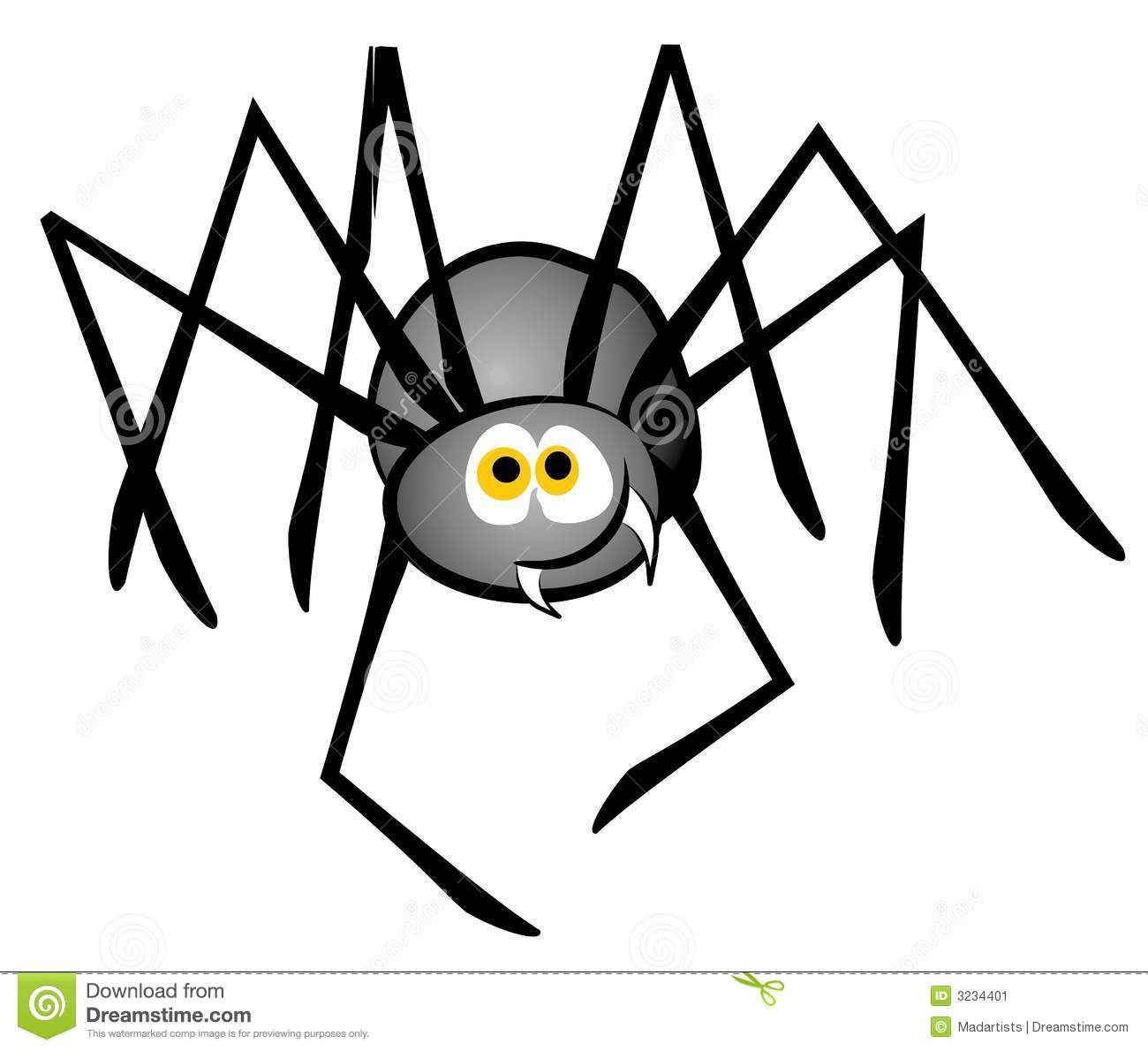 clipart spider - photo #23