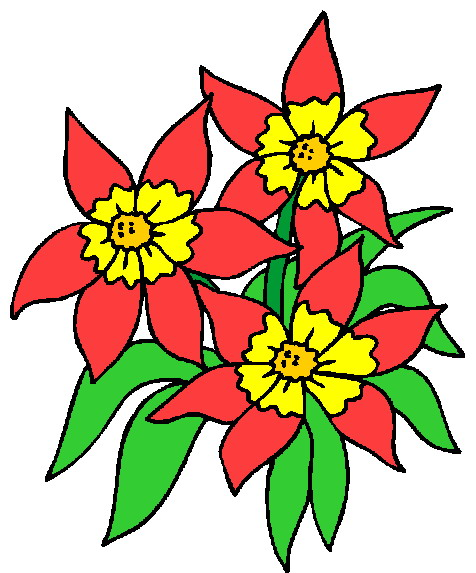 clipart of flowers