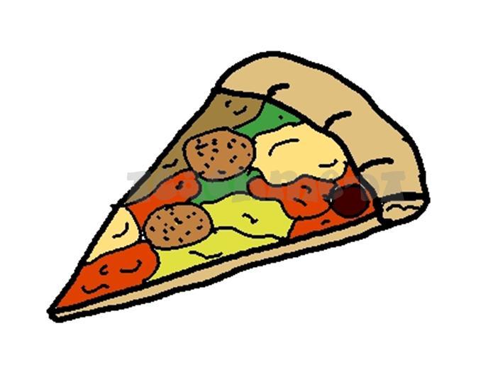 pizza slice clipart clipart panda free clipart images rh clipartpanda com pepperoni pizza slice clip art 8 slice pizza clipart