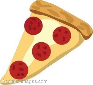 clipart pizza