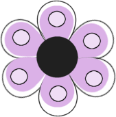 clipart%20purple%20flowers