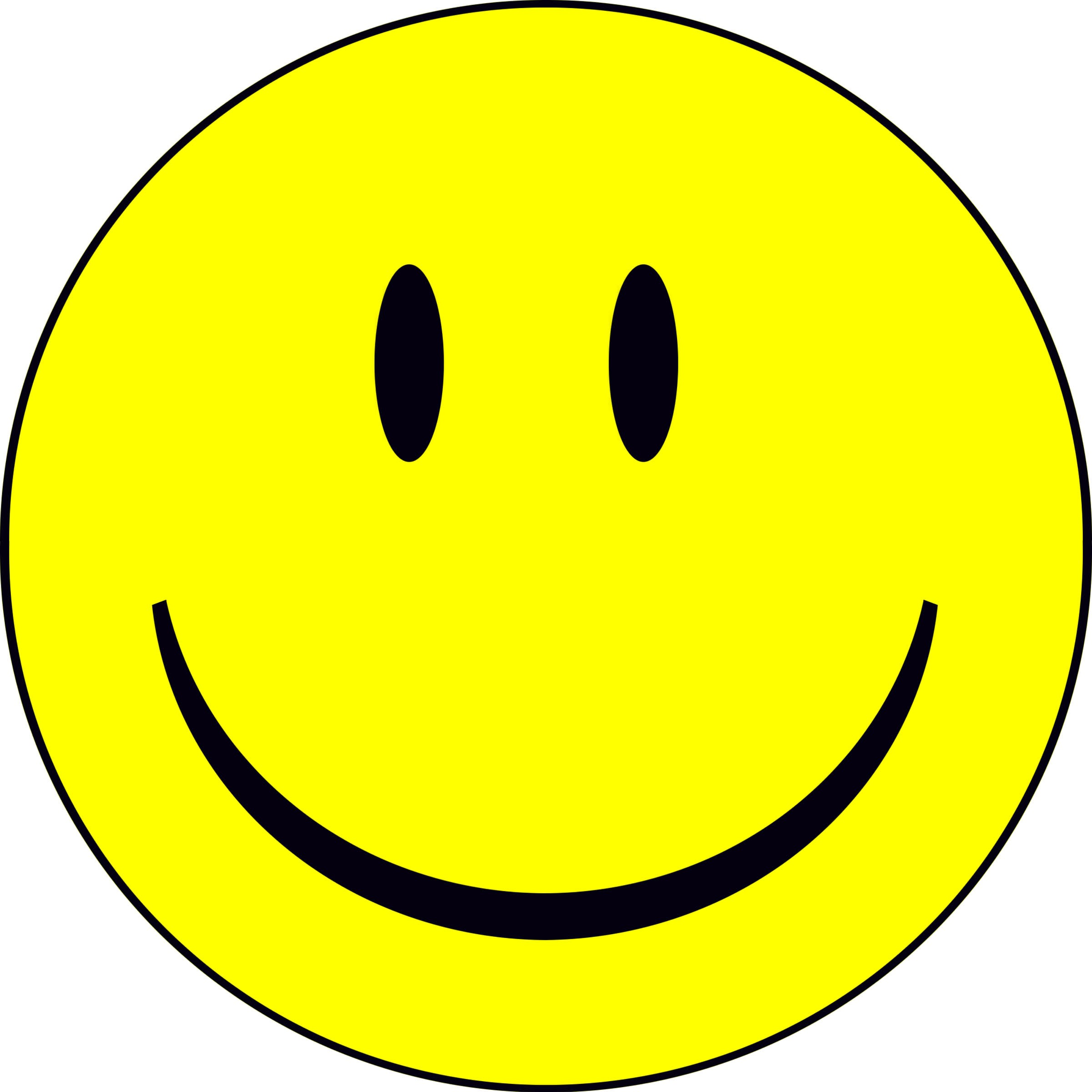 Smiley Happy Clipart