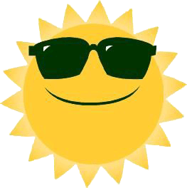 half sun clip art clipart panda free clipart images rh clipartpanda com smiling sun with sunglasses clipart sun with sunglasses clipart black and white
