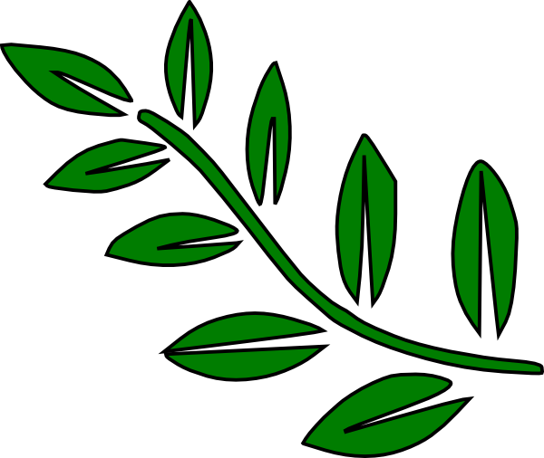 Clipart Tree With Branches And Leaves | Clipart Panda - Free Clipart ...