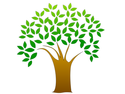 Tree with leaves clipart | Clipart Panda - Free Clipart Images