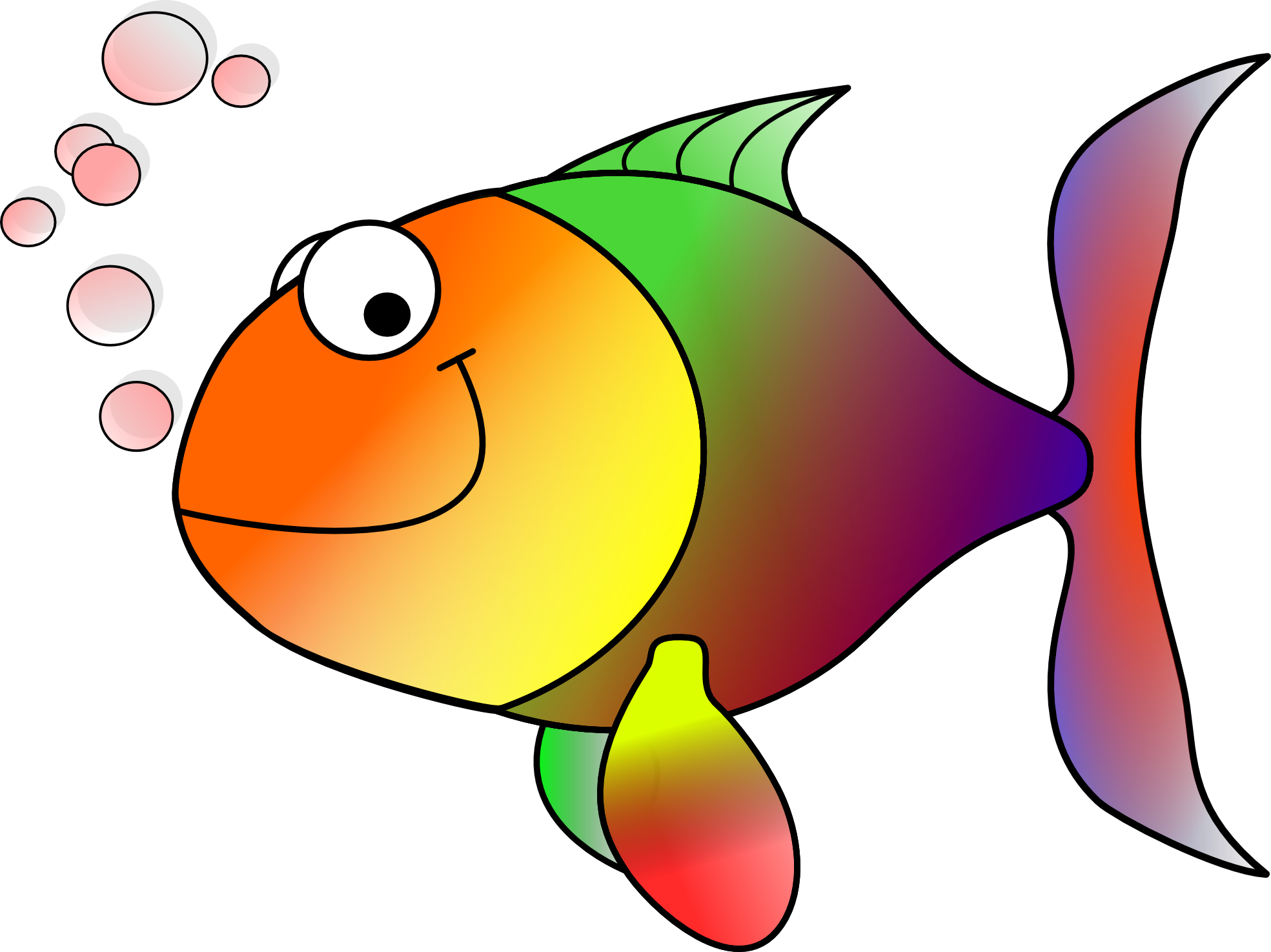tropical fish clip art fish clipart panda free clipart