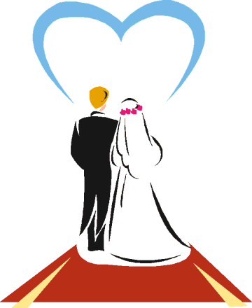 Clipart Wedding Anniversary | Clipart Panda - Free Clipart Images