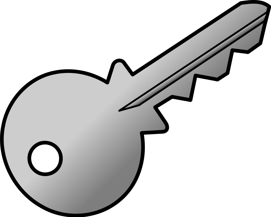 house key. Cliparts Images. Key Clipart House