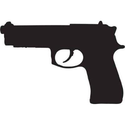 gun clipart clipart panda free clipart images free clipart of handgun handgun clip art black and white free
