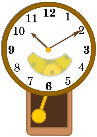 Clock Clip Art Without Hands | Clipart Panda - Free Clipart Images