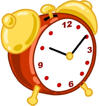 Image result for clipart of a clock