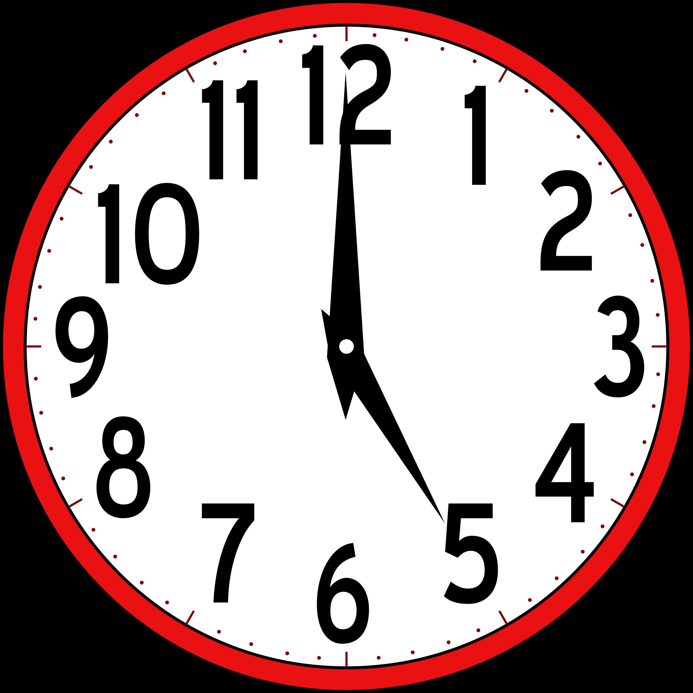 Clock Clip Art Free | Clipart Panda - Free Clipart Images