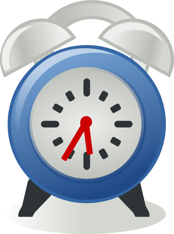 Clock Clip Art Black And White | Clipart Panda - Free Clipart Images