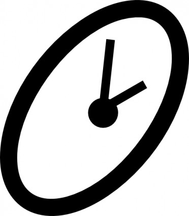 Clock Clipart Black And White | Clipart Panda - Free Clipart Images