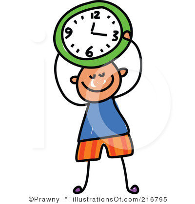 Clock Clipart For Kids | Clipart Panda - Free Clipart Images
