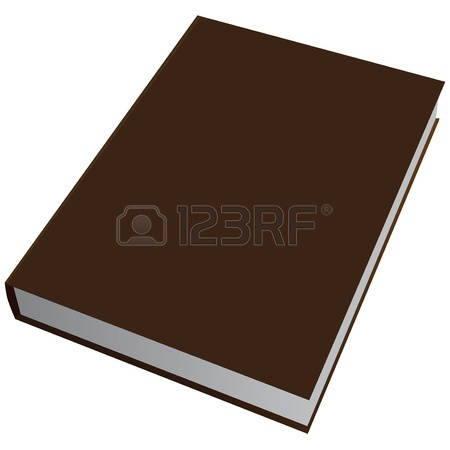 Closed Book Vector | Clipart Panda - Free Clipart Images