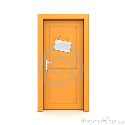 Closed Door Sign | Clipart Panda - Free Clipart Images