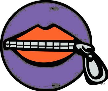 closed%20mouth%20clip%20art