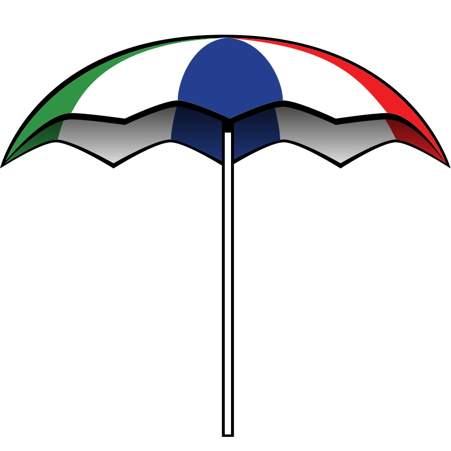 Summer Umbrella Clipart | Clipart Panda - Free Clipart Images