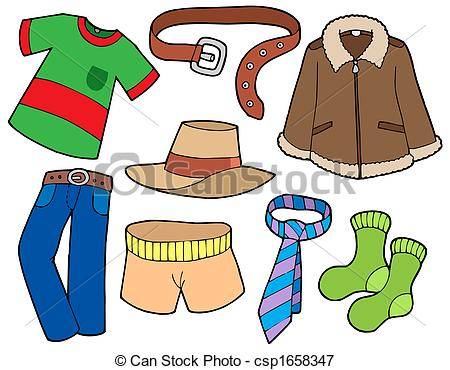 man clothes collection clipart panda free clipart images