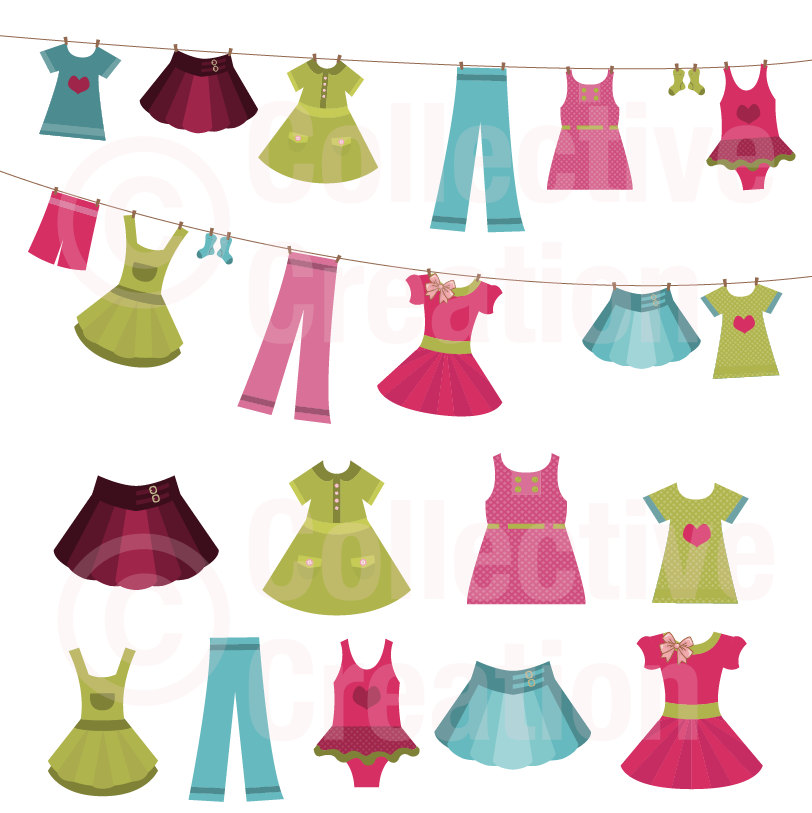 Clothes Clipart For Kids | Clipart Panda - Free Clipart Images