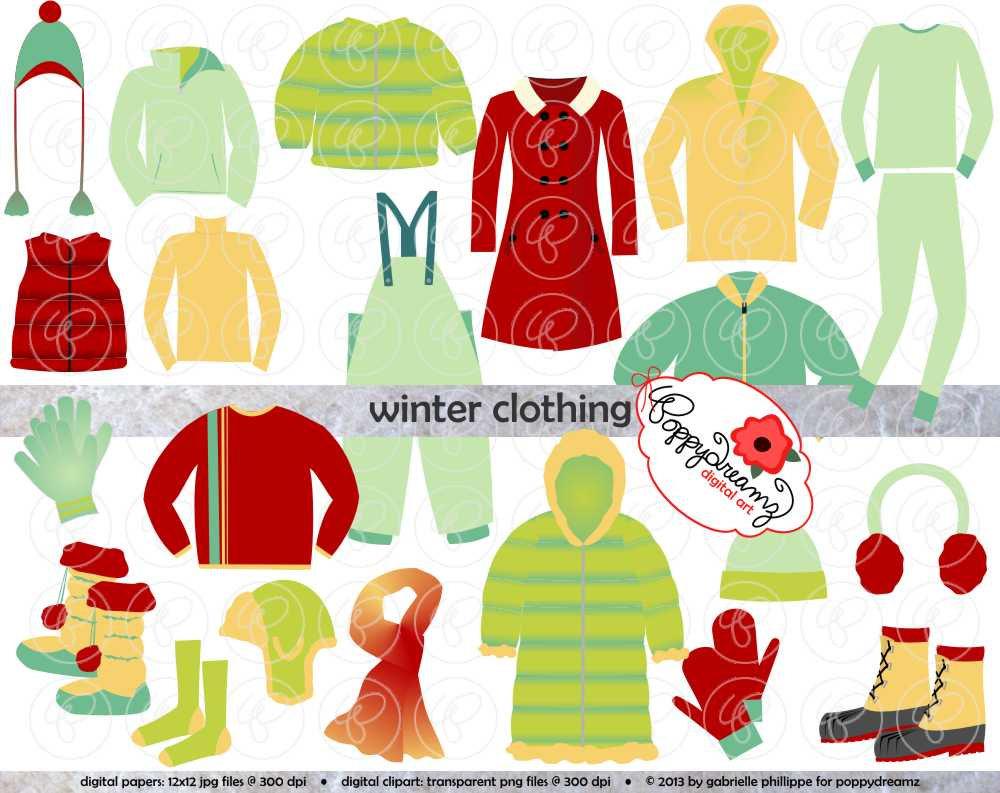 Clothing Clip Art Kids | Clipart Panda - Free Clipart Images