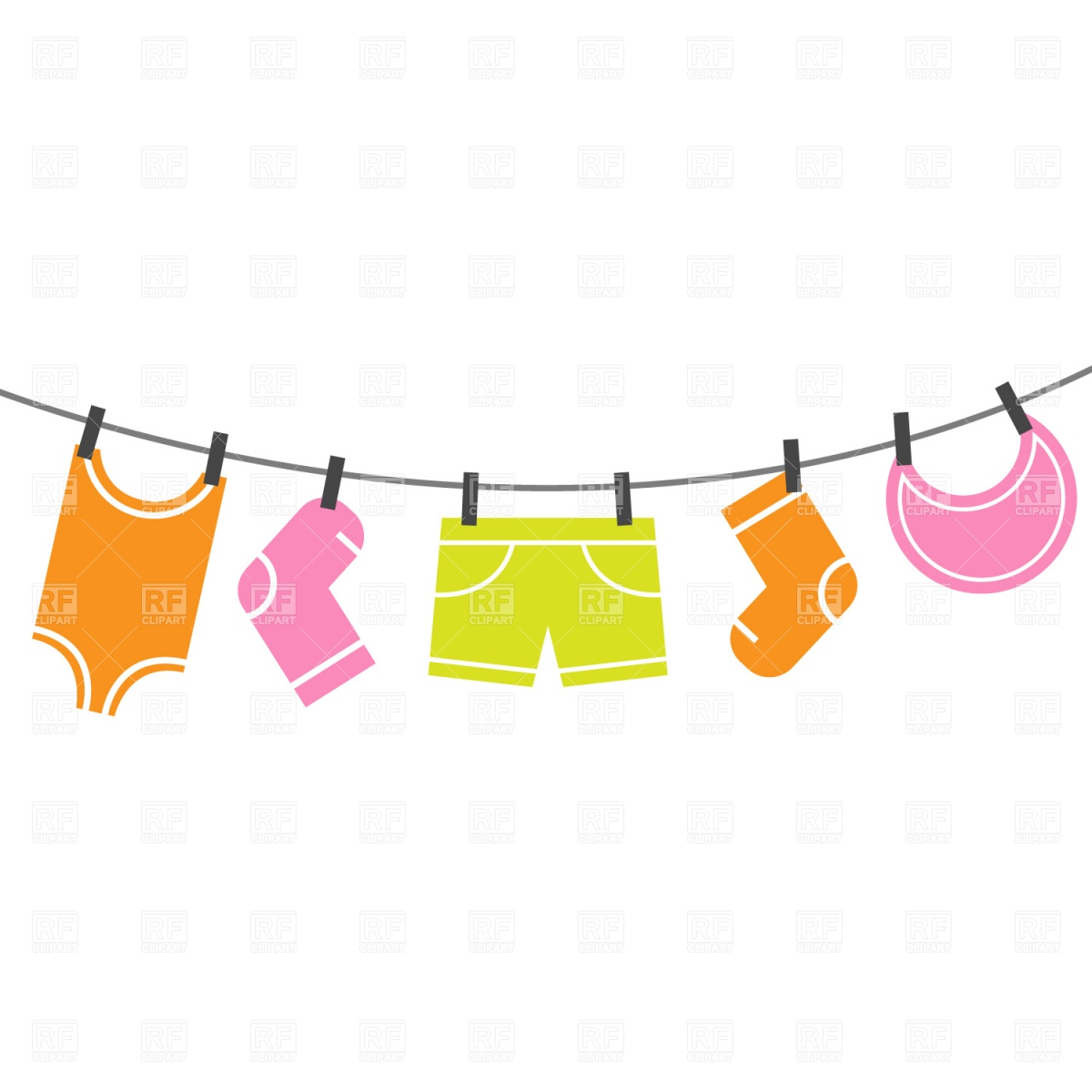 Clothes Clip Art Free Downloads