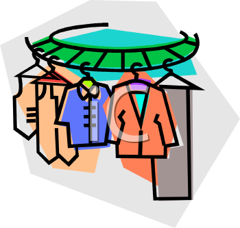 Clothing Rack Clipart | Clipart Panda - Free Clipart Images