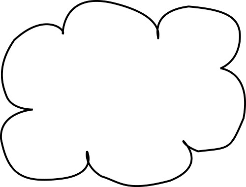Cloud Clipart for Kids...