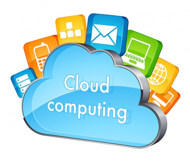 Cloud Computing | Clipart Panda - Free Clipart Images