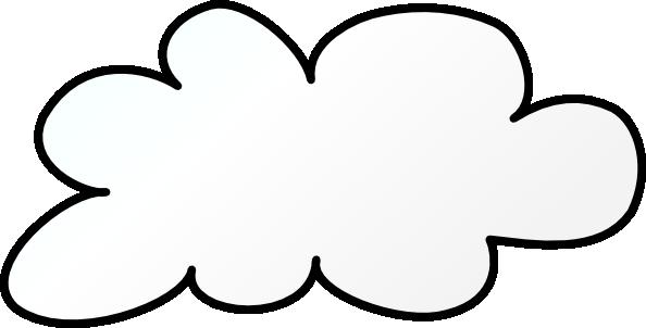 Cloud Outline svg   Clipart Panda - Free Clipart Images