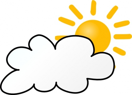 Sunny Weather Clipart | Clipart Panda - Free Clipart Images