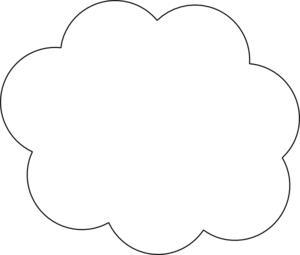 White Cloud Clipart Png | Clipart Panda - Free Clipart Images