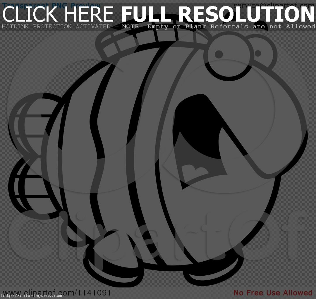 Clown Fish Coloring Pages: | Clipart Panda - Free Clipart Images