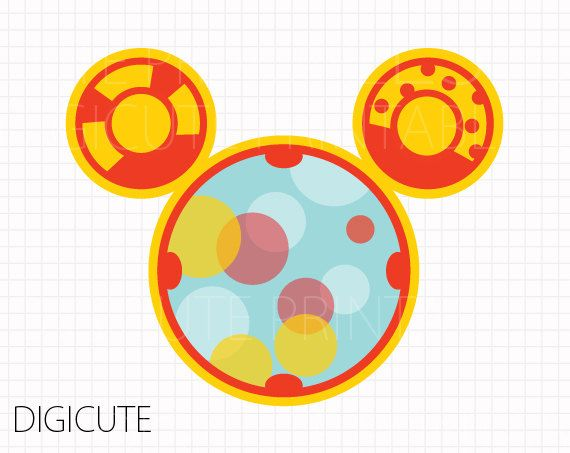 Mickey Mouse Clubhouse Toodles Clipart