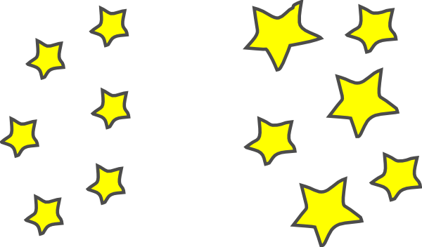 cluster of stars clip art clipart panda free clipart images rh clipartpanda com clip art stars and moon clip art stars and moon