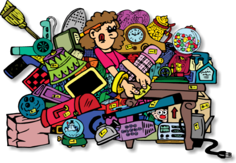 Clutter 20clipart Clipart Panda Free Clipart Images