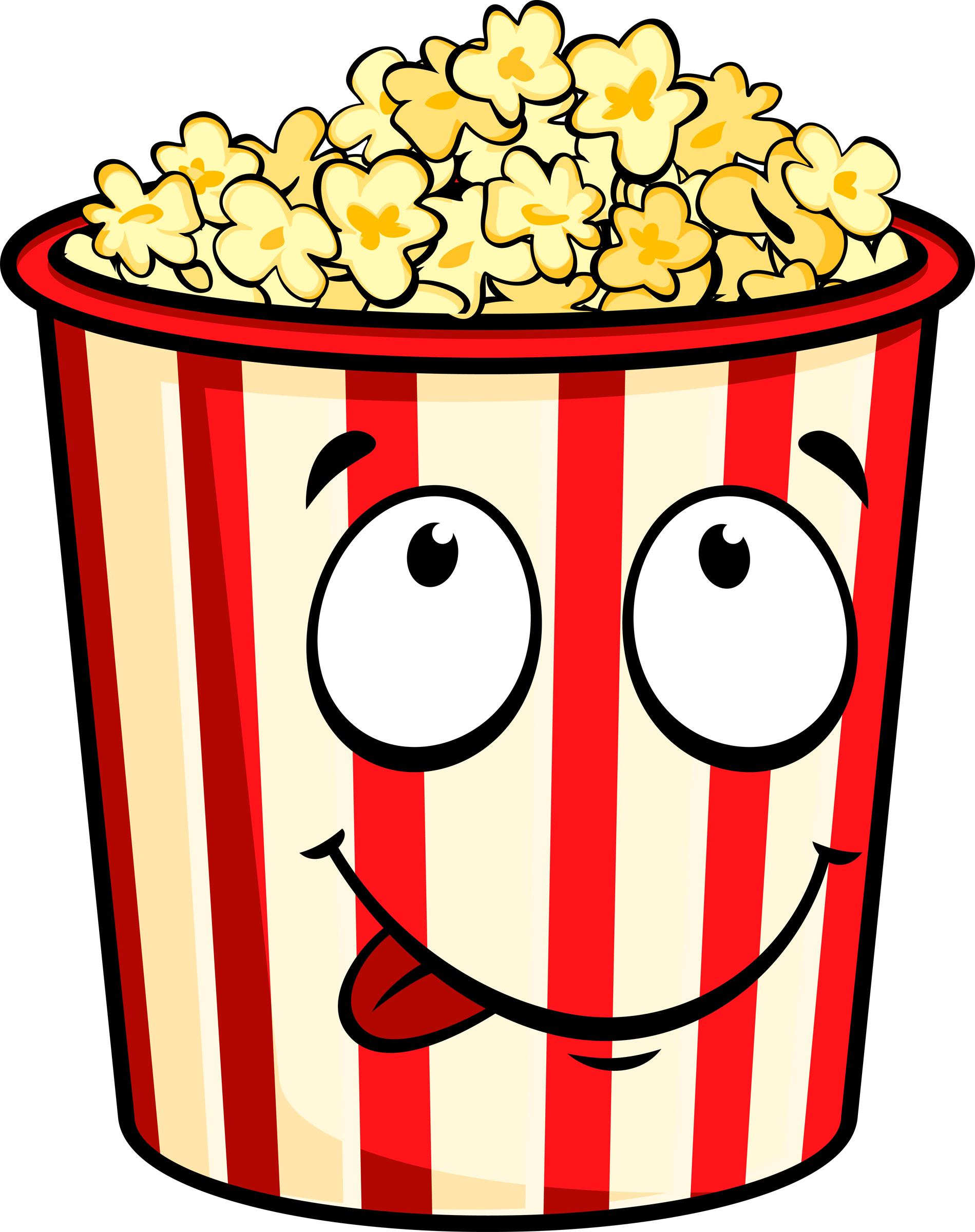 Popcorn Bag Clipart | Clipart Panda - Free Clipart Images