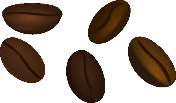 Coffee Bean Clipart Black And White | Clipart Panda - Free ...