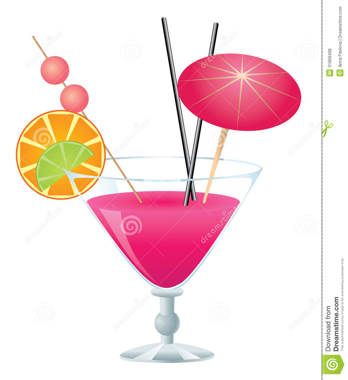 Cocktails Clip Art Free | Clipart Panda - Free Clipart Images