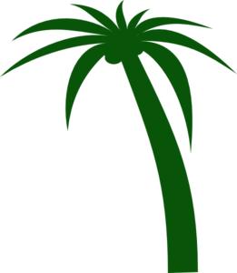 coconut tree clip art. | Clipart Panda - Free Clipart Images