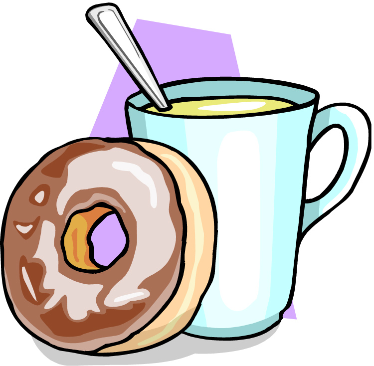 coffee and donuts clipart clipart panda free clipart images rh clipartpanda com doughnut clipart free donut clipart border