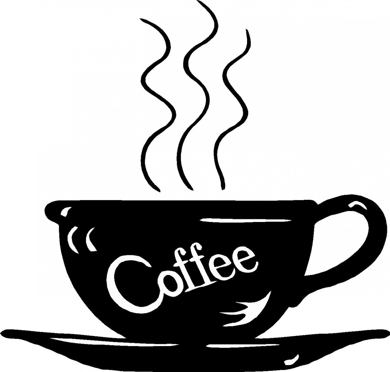 Coffee Pot Clipart Black And White | Clipart Panda - Free ...