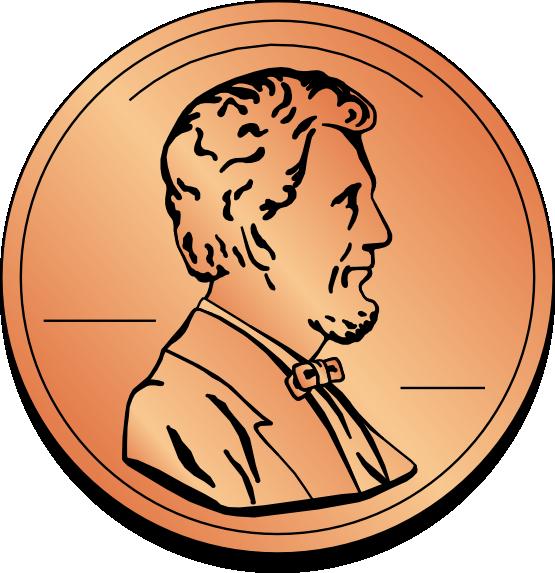Coin Clip Art