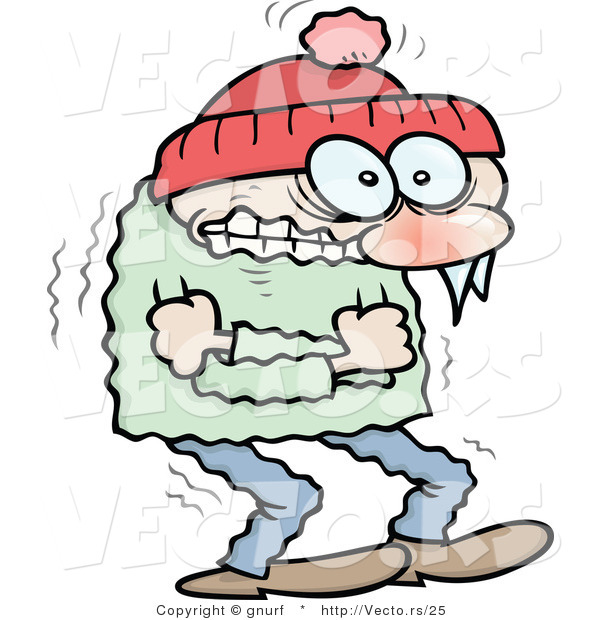 Vector of a Freezing Cold | Clipart Panda - Free Clipart ...